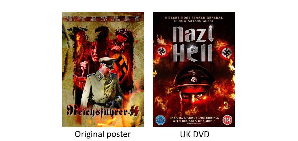 NAZI HELL comparison