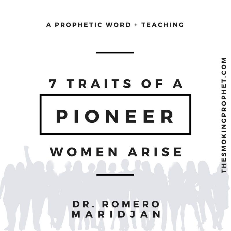 Prophetic Word: Spiritual Awakening is Coming Among Women