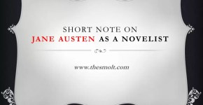 Jane Austen as a novelist