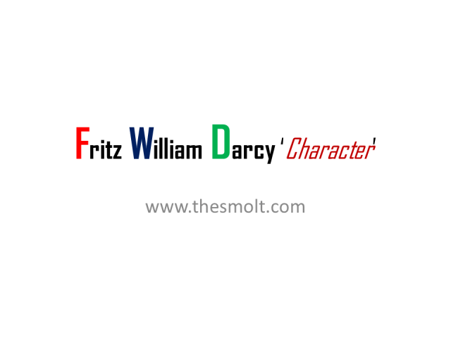 Character of Fitzwilliam Darcy