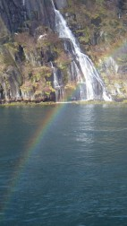 Rainbow in the Troll Fjord #2