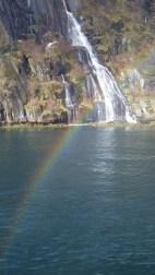 Rainbow in the Troll Fjord #2