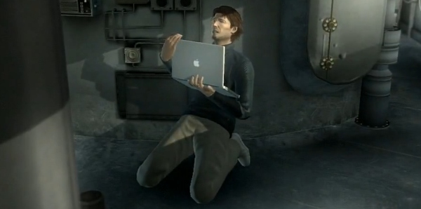 Image result for Otacon cries