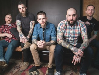 Vanna is a metalcore cover band. (Photo courtesy of Altpress.com)