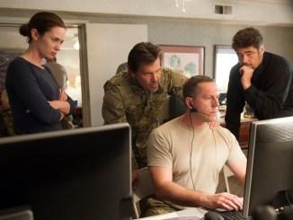 """""""Sicario"""" stars Emily Blunt, Benicio del Toro, and Josh Brolin. (Photo courtesy of Idigitaltimes.com)"""