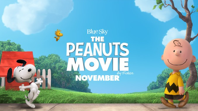 """The Peanuts Movie"" is a blast to watch. (Photo courtesy of Peanutsmovie.com)"