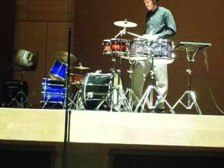 Woodson presented an optional recital. (Dan Zalewski/Snapper)