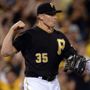Mark Melancon is another player that the Pirates are considering to trade away. Photo courtesy of post-gazette.