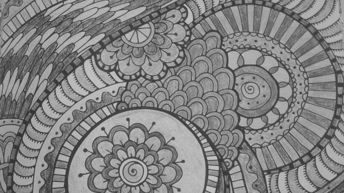 The adult coloring book craze: Not art therapy – The Snapper ...
