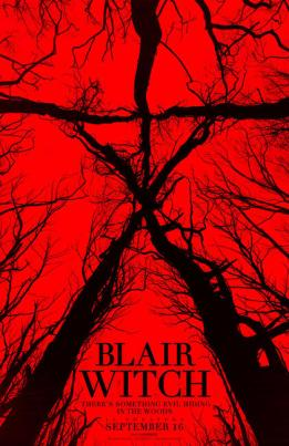 """""""Blair Witch Project"""" offers unoriginality mixed with a little nostalgia. (Photo Courtesy of Fandango)"""