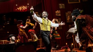 "Josh Groban will star in the musical ""The Great Comet"" this Broadway season. (Photo courtesy of Variety.com)"