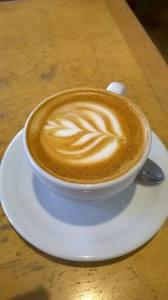Caramel dream latte