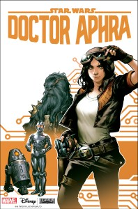 """""""Dr. Ahpra"""" lacks the appeal expected from a Marvel Comic. (Photo Courtesy of StarWars.com)"""