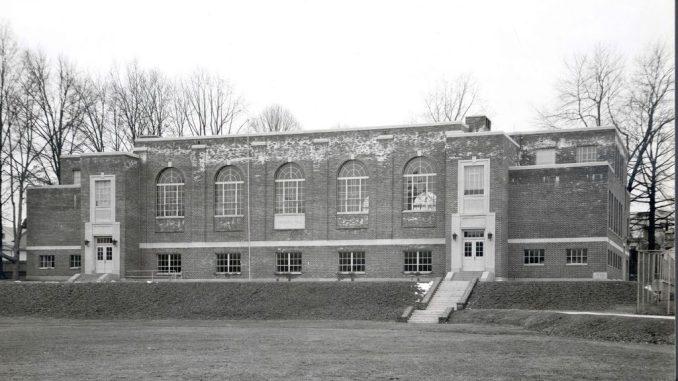 Brooks Hall Millersville University