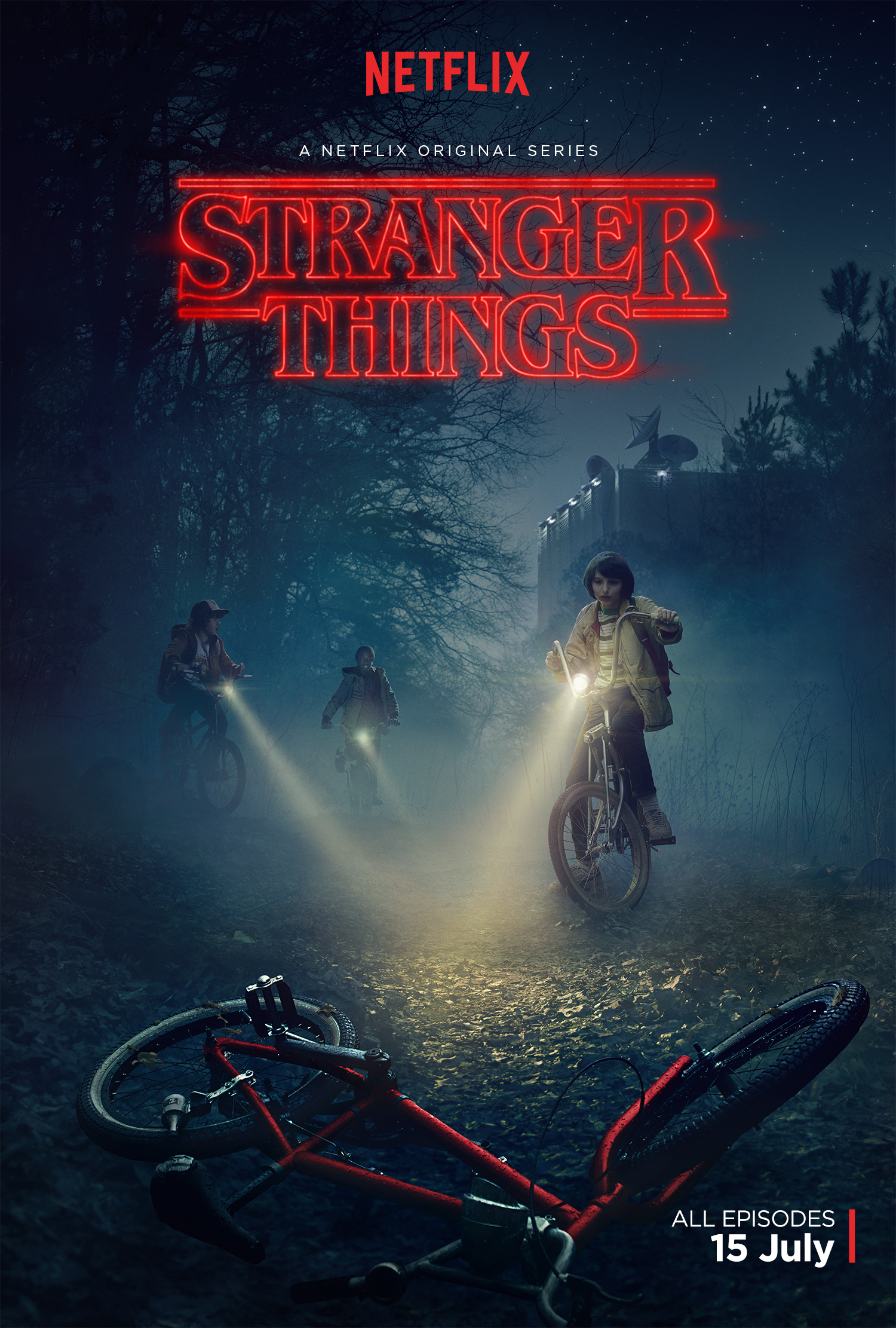 Netflix's 'Stranger Things' Is Now Coming To The Snarking Dead!