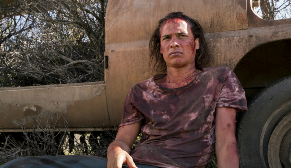 "Fear the Walking Dead, Season 2, Episode 8, ""Grotesque"""