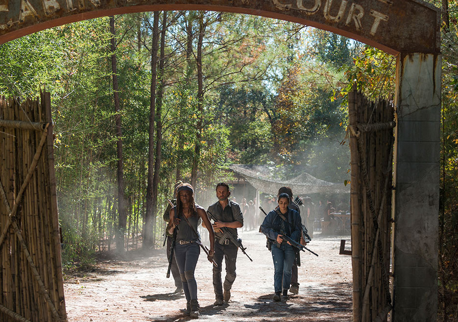 "'The Walking Dead,' Season 7, Episode 15: ""Something They Need"""