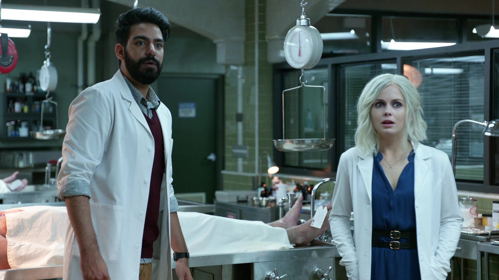 "'iZombie"", Season 3, Episode 3, ""Eat, Pray, Liv"""