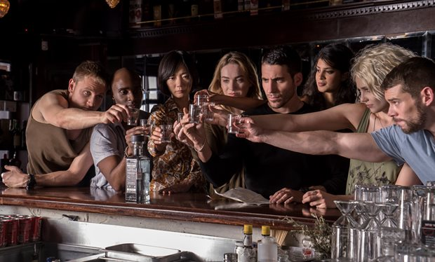 """Sense8"" Season 2 Offcial Trailer Has the Sensates Looking Like Fine Art"