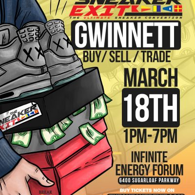 gwin 18th sneaker exit
