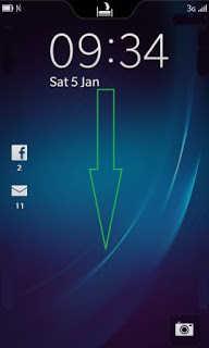BlackBerry 10 Bedtime Mode on