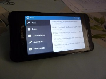 WordPress_BlackBerry10