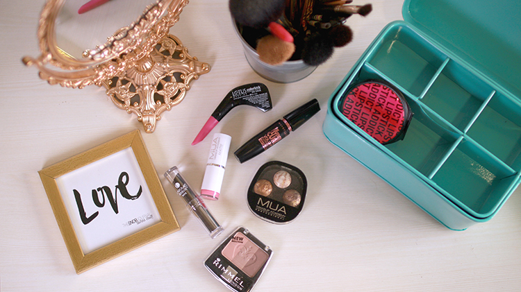 Nykaa Beauty Haul – #TheNudeEdit
