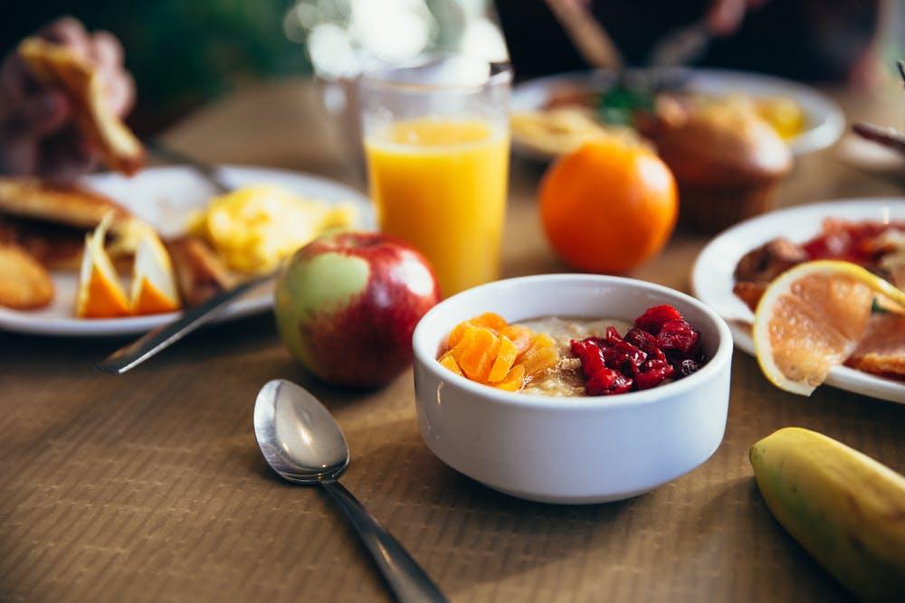Breakfast Basics | Snow Goose B&B, Adirondacks, NY