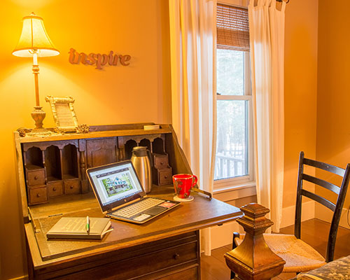 Personal Retreat | Snow Goose Bed and Breakfast, Keene Valley, NY