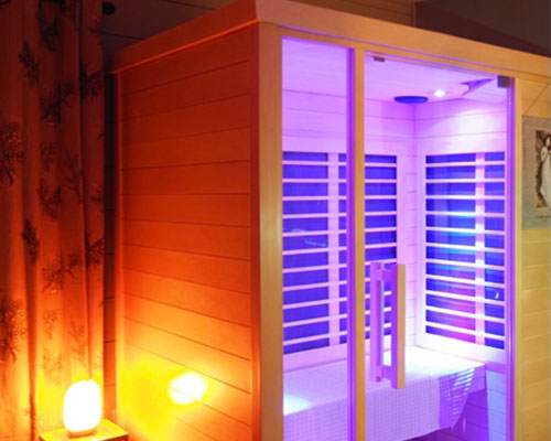 Infrared Sauna | Snow Goose Bed and Breakfast, Keene Valley, NY