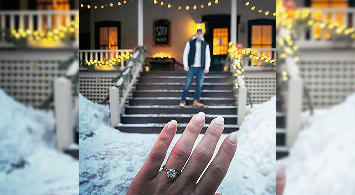 Consider an Adirondack Engagement
