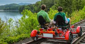Adirondack Scenic Railroad | Snow Goose Bed and Breakfast, Keene Valley, NY