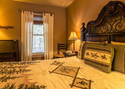 Legacies Bedroom | Snow Goose B&B, Adirondacks, NY