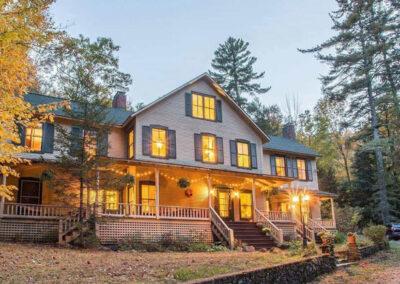 Front House | Snow Goose B&B, Adirondacks, NY
