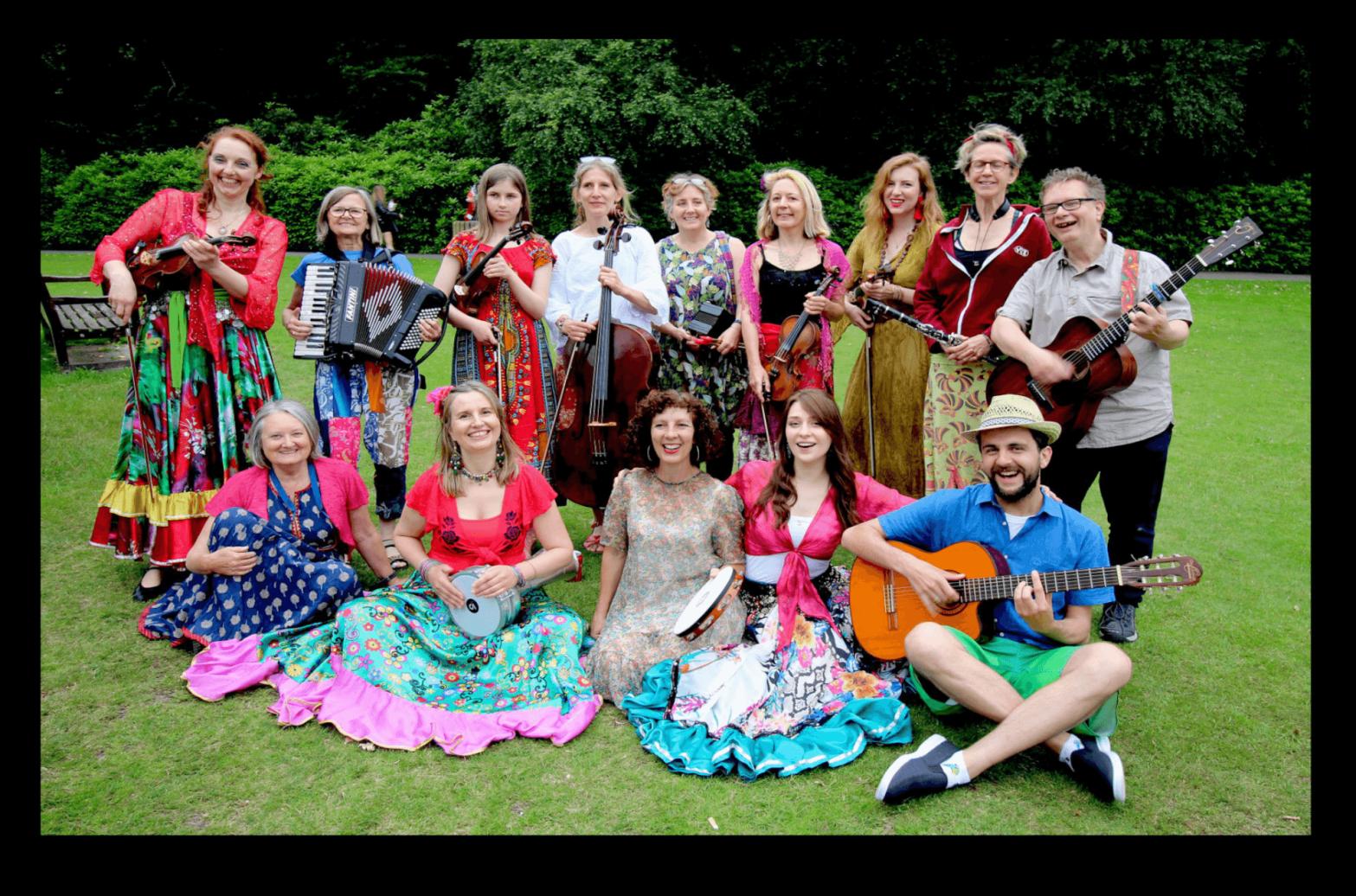 Balkan Village Band Ft Image