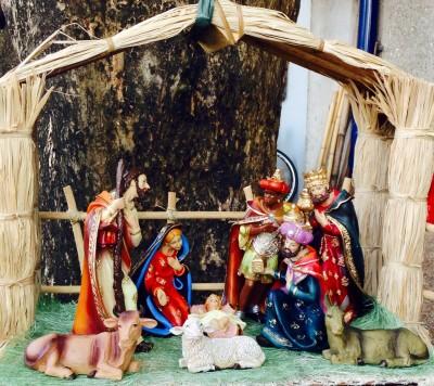 The Belen ( The Nativity Scene )