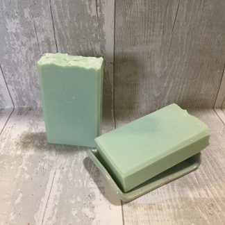 Lemongrass & Spearmint Shampoo Bar
