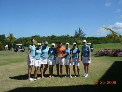 University of Florida Women's Golf