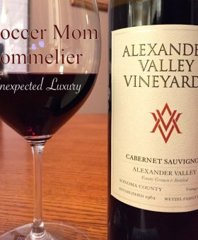 Alexander Valley Vineyards Cabernet Sauvignon 2012