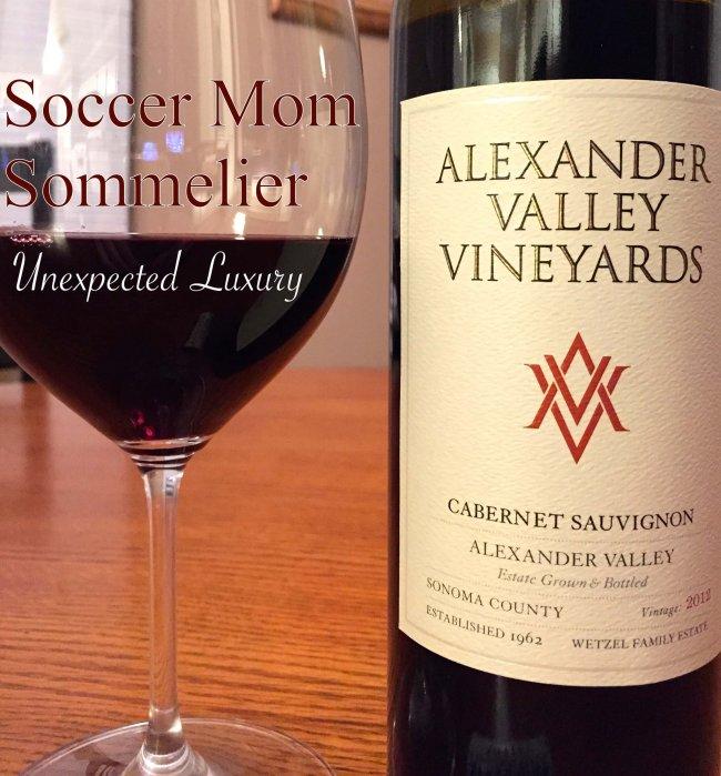Alexander Valley Vineyards Cabernet Sauvignon tasting notes