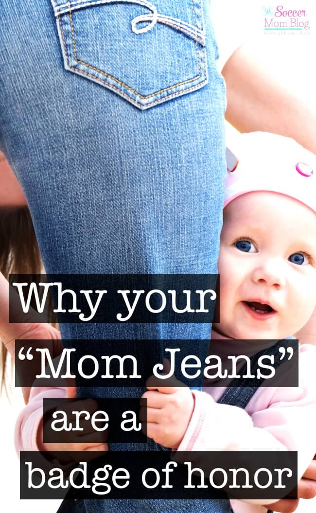 "The term ""mom jeans"" is often thrown around as an insult. Why we need to stop the mom shaming & wear our mom jeans proudly!"