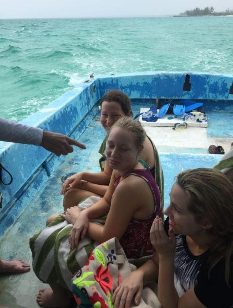 snorkeling on Cat Island Bahamas