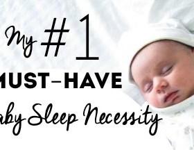 Soccer Mom Favorite: Baby Sleep Product