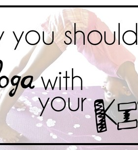 Yoga For Kids: 10-Minute Photo Tutorial