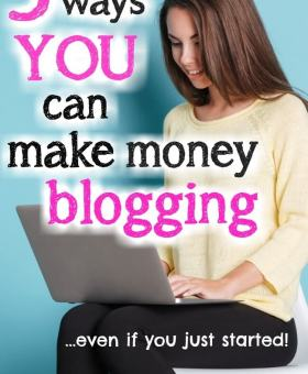 How to Start Making Money Blogging (Even as a Beginner)