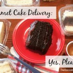 Awesome Gift Idea: Gourmet Cake Delivery (Plus a Giveaway!)