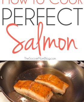 How to Cook Perfect Salmon — Every Time