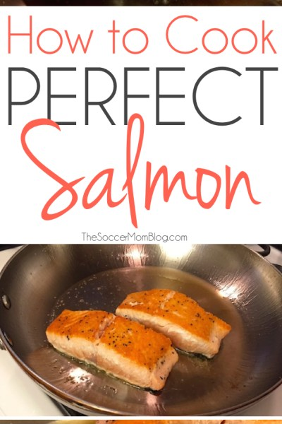 How to Cook Restaurant Style Salmon — Perfect Every Time!