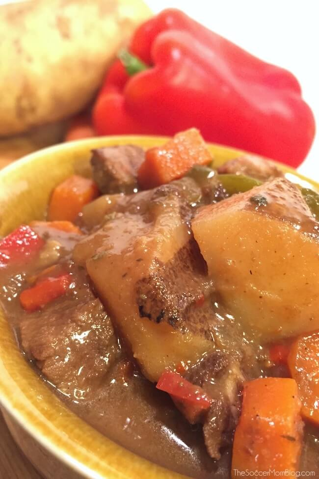 The ultimate comfort food - literally anyone who tries this carne guisada recipe falls in love!