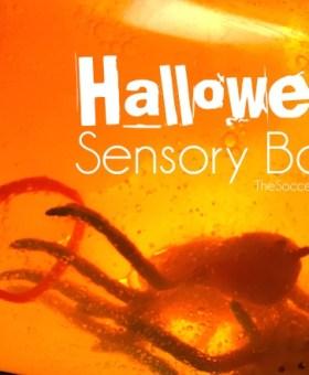 Creepy-Crawly Halloween Sensory Bottle